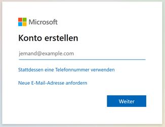 Anleitung mit allen Antworten rund um das Microsoft-Konto - Bild1