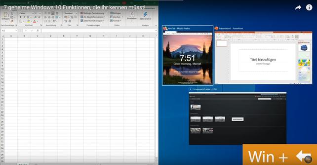 Die 7 nützlichsten Windows 10 Funktionen - Tipps und Tricks - Bild 1