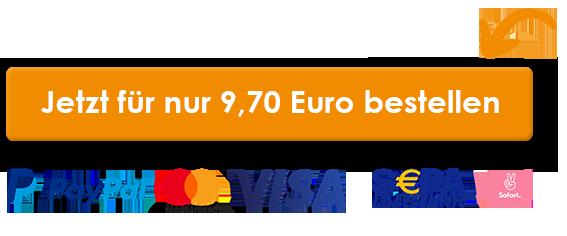 Jetzt für nur 9.70 Euro bestellen Bezahlanbieter