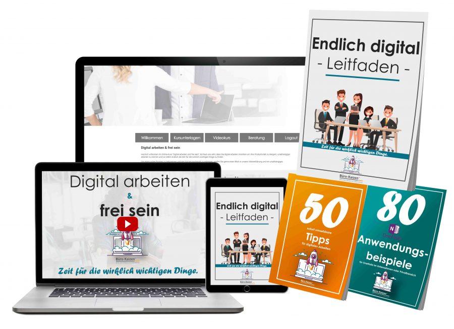 Digital arbeiten und frei sein