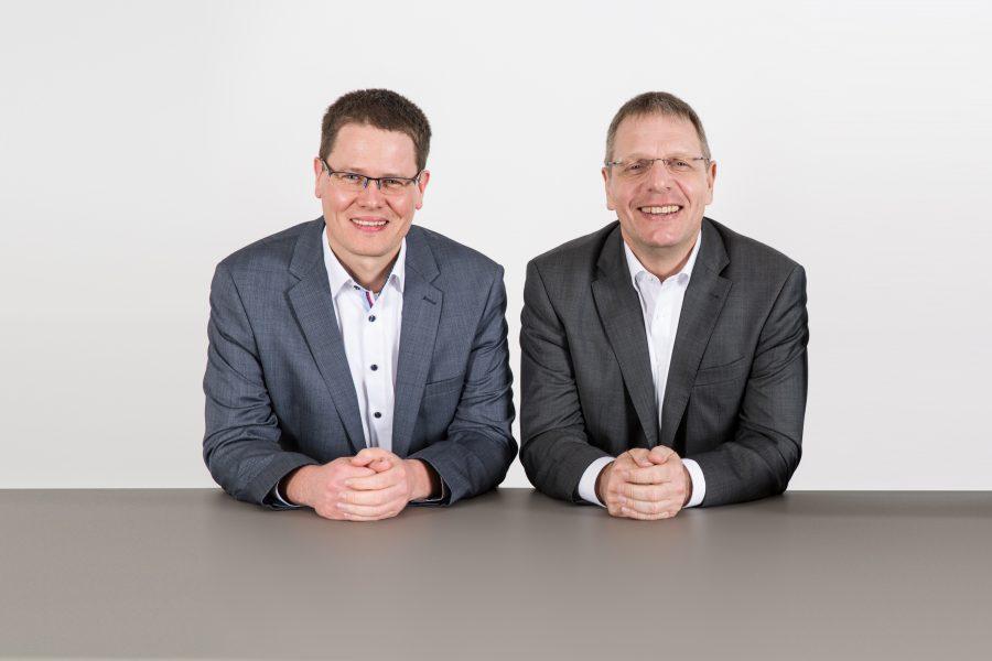 Marcel Miller und Jürgen Kurz