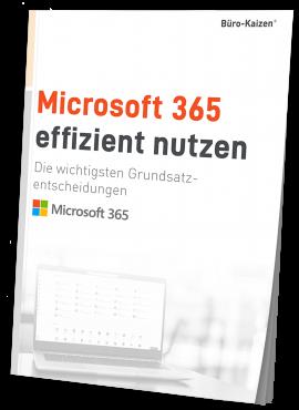 Mock up seitlich - Microsoft 365