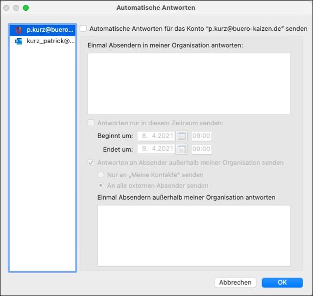 Können ihre automatische nicht einstellungen für antworten automatische Netzwahl