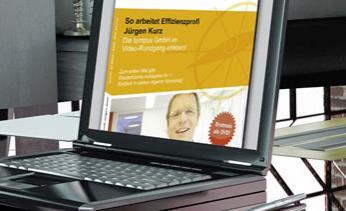 Alternatinve online Seminar Büroorganisation