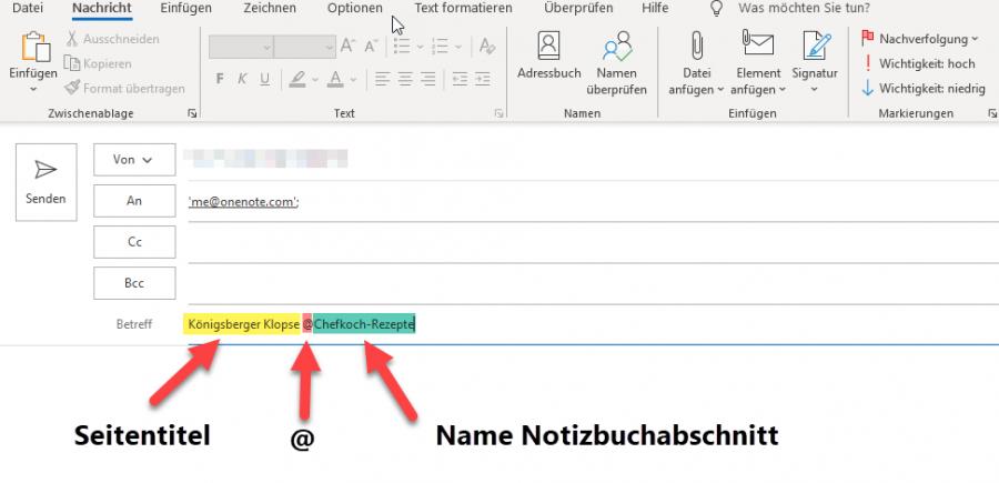 an-onenote-senden-notizbuchabschnitte-definieren