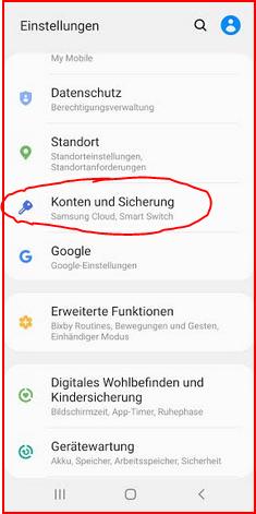 android-kontakte-exportieren-google-konto-einstellungen