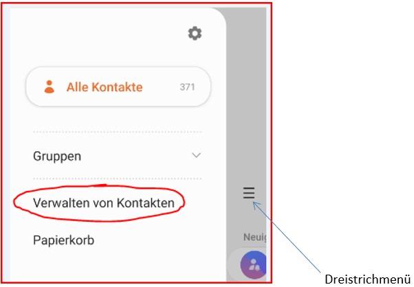 android-kontakte-exportieren-kontakte-verwalten