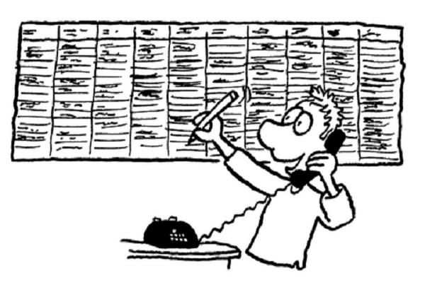 Aufgabenvielfalt akzeptieren mit der Wochenplan-Vorlage