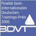 Finalist Internationaler Deutscher Trainings-Preis