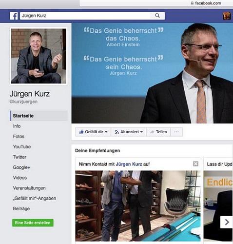 Bildschirmfoto von Facebook machen