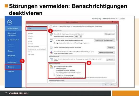 Bildschirmfotos in Powerpoint einsetzen
