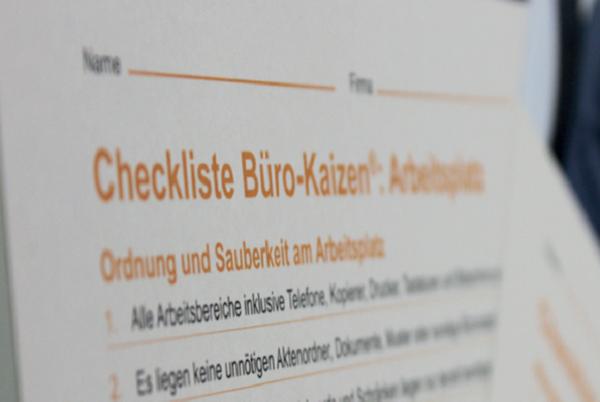 checklisten erleichtern den arbeitsalltag