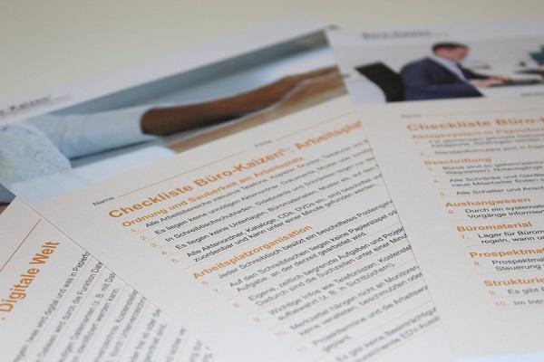 Checklisten für mehr Arbeitseffizienz