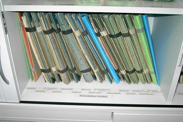 Checklisten halten Ordnung im Großraumbüro