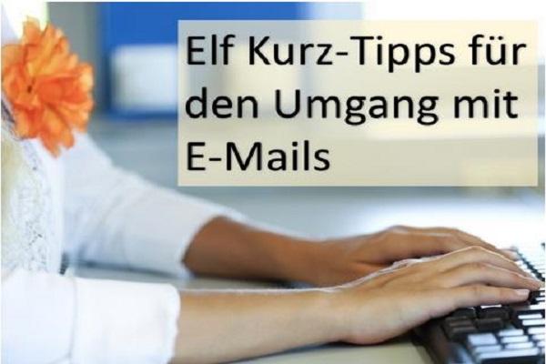 Digital: Möglichkeiten mit E-Mails