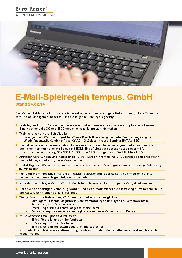 E-Mail Spielregeln tempus-thumbnail