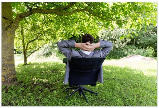 Entspannungstipps wie kurze Pausen nutzen