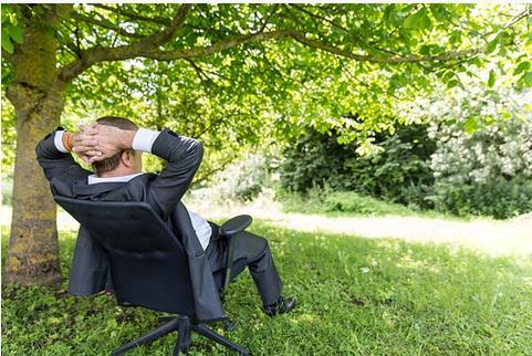 Frische Luft gegen Feinstaub aus Druckern sollte nicht nur in der Pause möglich sein.