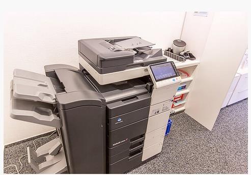 Feinstaub aus Druckern: eine völlig verkannte Gefahr