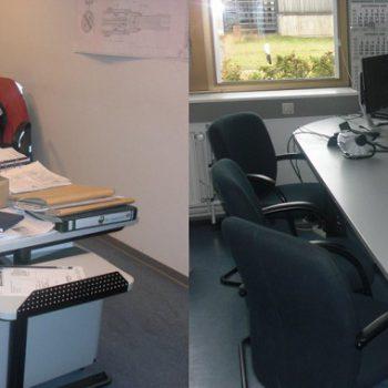 Die besten Schreibtische im Vorher-Nachher-Vergleich