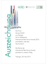 international-best-service-award
