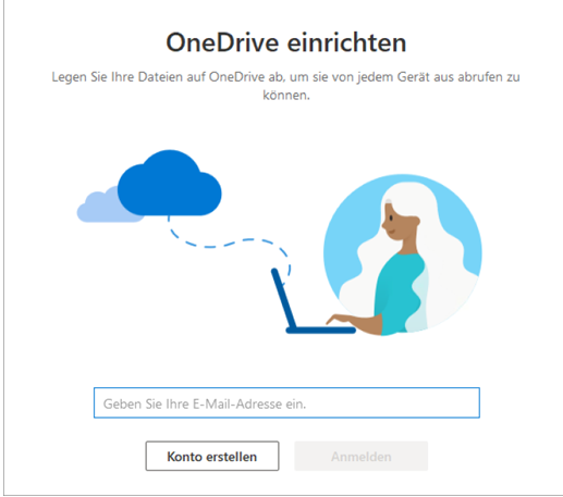 ipad-onedrive-mit-emailadresse-einrichten