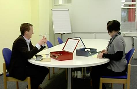 Kofferspiel Seminar Büroorganisation
