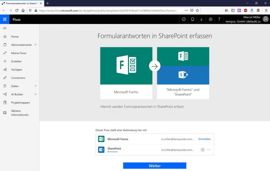 microsoft-flow-beispiel-sharepoint