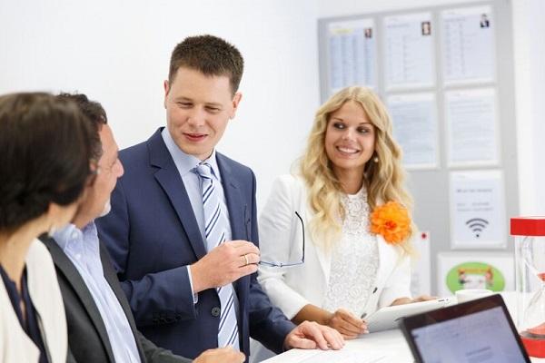 Nicht nur Personalwesen effiziente Besprechung