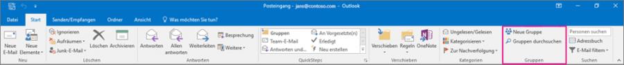 office-365-gruppen-menue-navigation