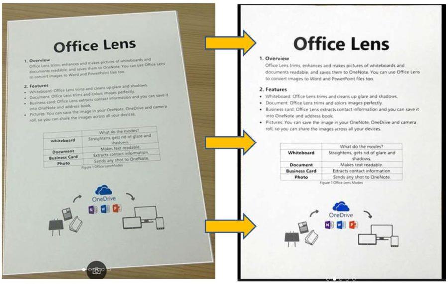 office-lens-powerpoint-scannen