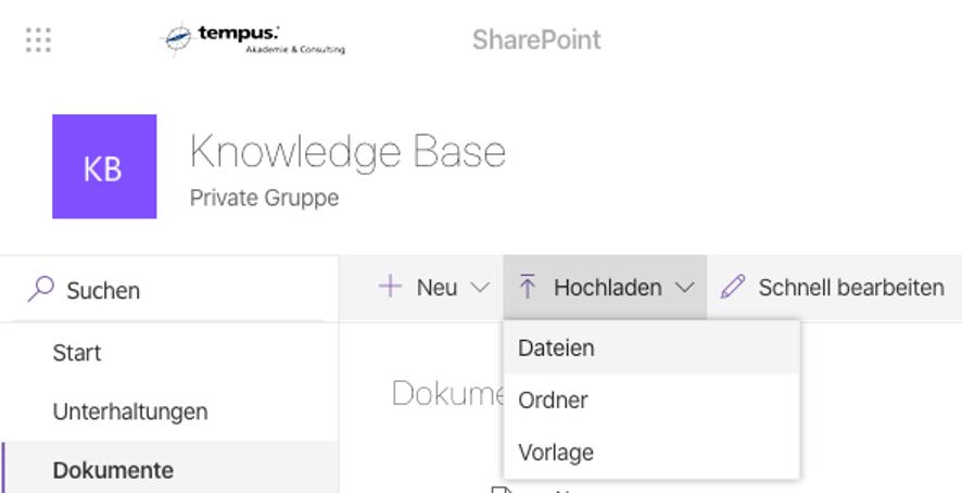 office365-sharepoint-dateien-hochladen