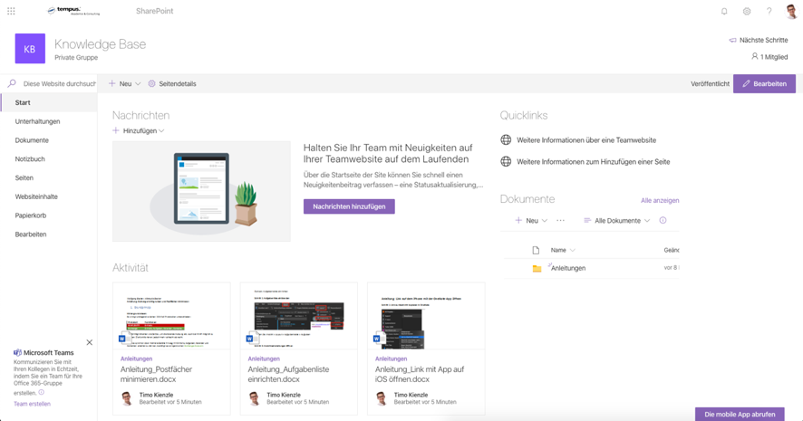 office365-sharepoint-zusammenarbeit-in-unternehmen