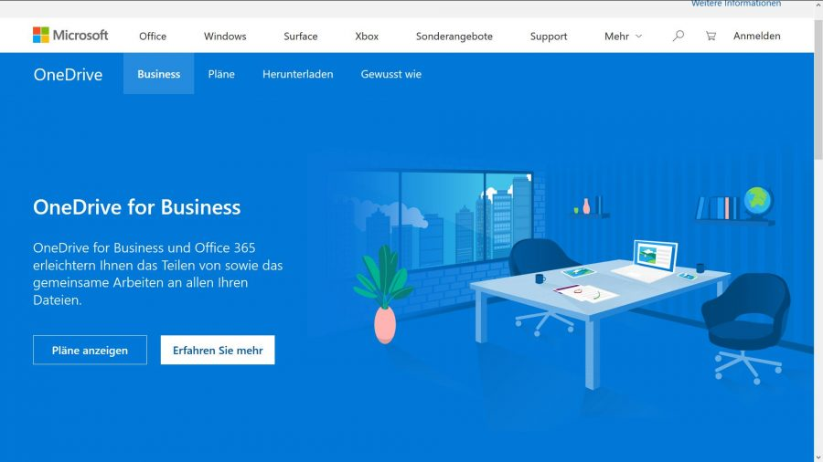 onedrive-for-busniess-microsoft
