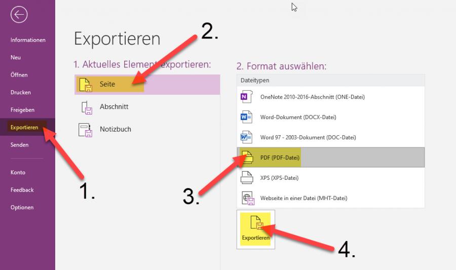 onenote-drucken-notizbuch-als-pdf-exportieren