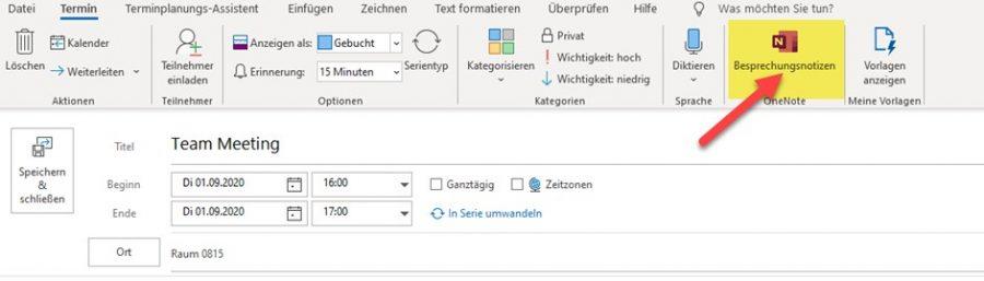 onenote-im-team-besprechungsnotizen-mit-termin-verknuepfen