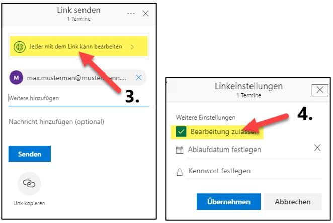 onenote-notizbuch-freigeben-bearbeitungsrechte-des-empfaengers-auswaehlen