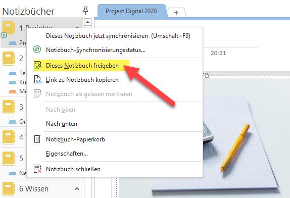 onenote-notizbuch-freigeben-direkt-aus-dem-kontextmenue-freigeben