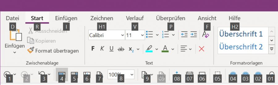 onenote-shortcuts-tastenzugriffskuerzel