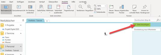 onenote-vorlagen-leere-Seite-anlegen