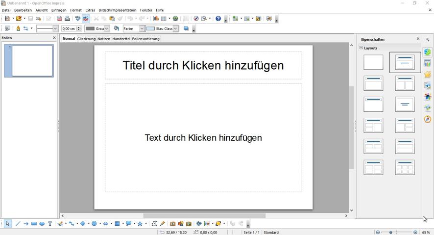 open-office365-impress-ist-powerpoint