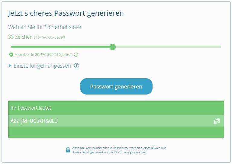 outlook-anmelden-sicheres-passwort-generieren