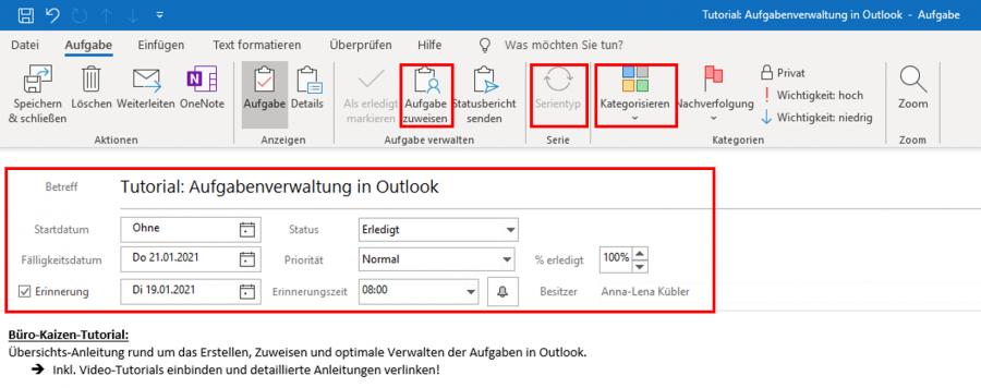 outlook-aufgabe-erstellen
