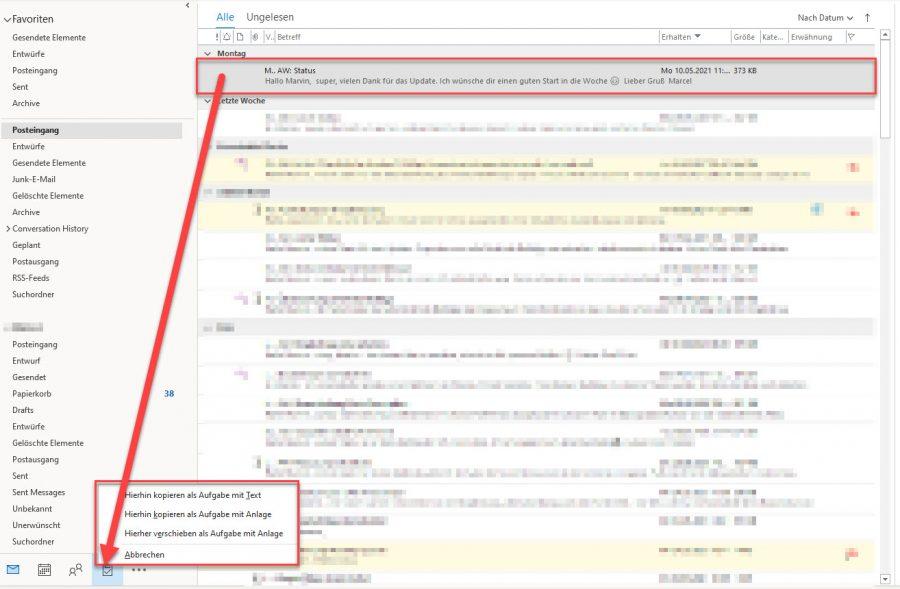 outlook-aufraeumen-email-in-aufgabenliste-ziehen