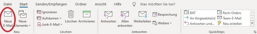 outlook-bcc-anzeigen-neue-email