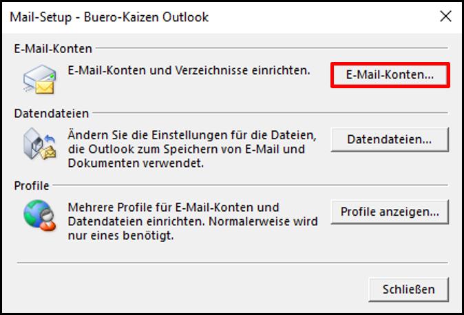outlook-e-mail-konto
