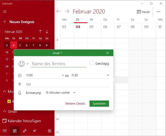 outlook-in-windows10-mail-app-termine-eintragen