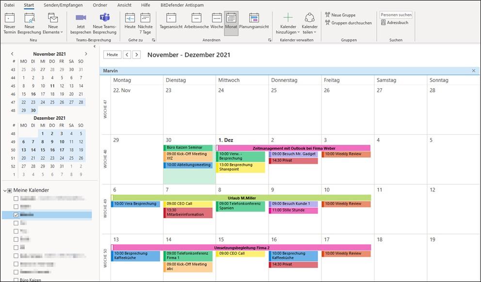 outlook-kalender-verschiedene-Kategorien