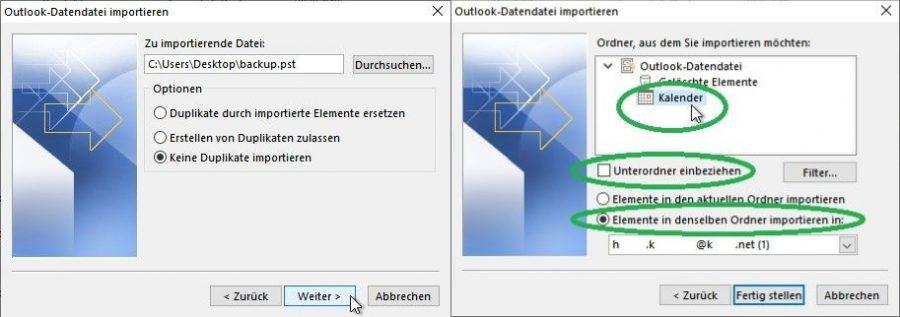 outlook-kalender-zusammenfuehren-datendatei-backup-keine-duplikate