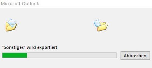 outlook-kontaket-iphone-pst-datei-export